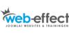 Logo van Web-effect