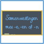 Thumbnail 7744 cursus training nederlands samenstellingen met e en of n