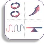Thumbnail theory symbols