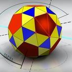Square building complex polyhedron revit 1305 v1