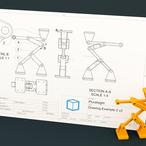 Square fusion 360 essentials drawings v1