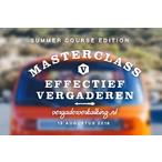 Thumbnail masterclass effectief vergaderen summer course
